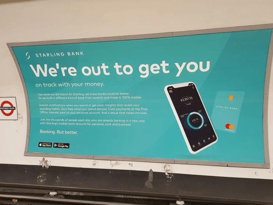 starling tube ad