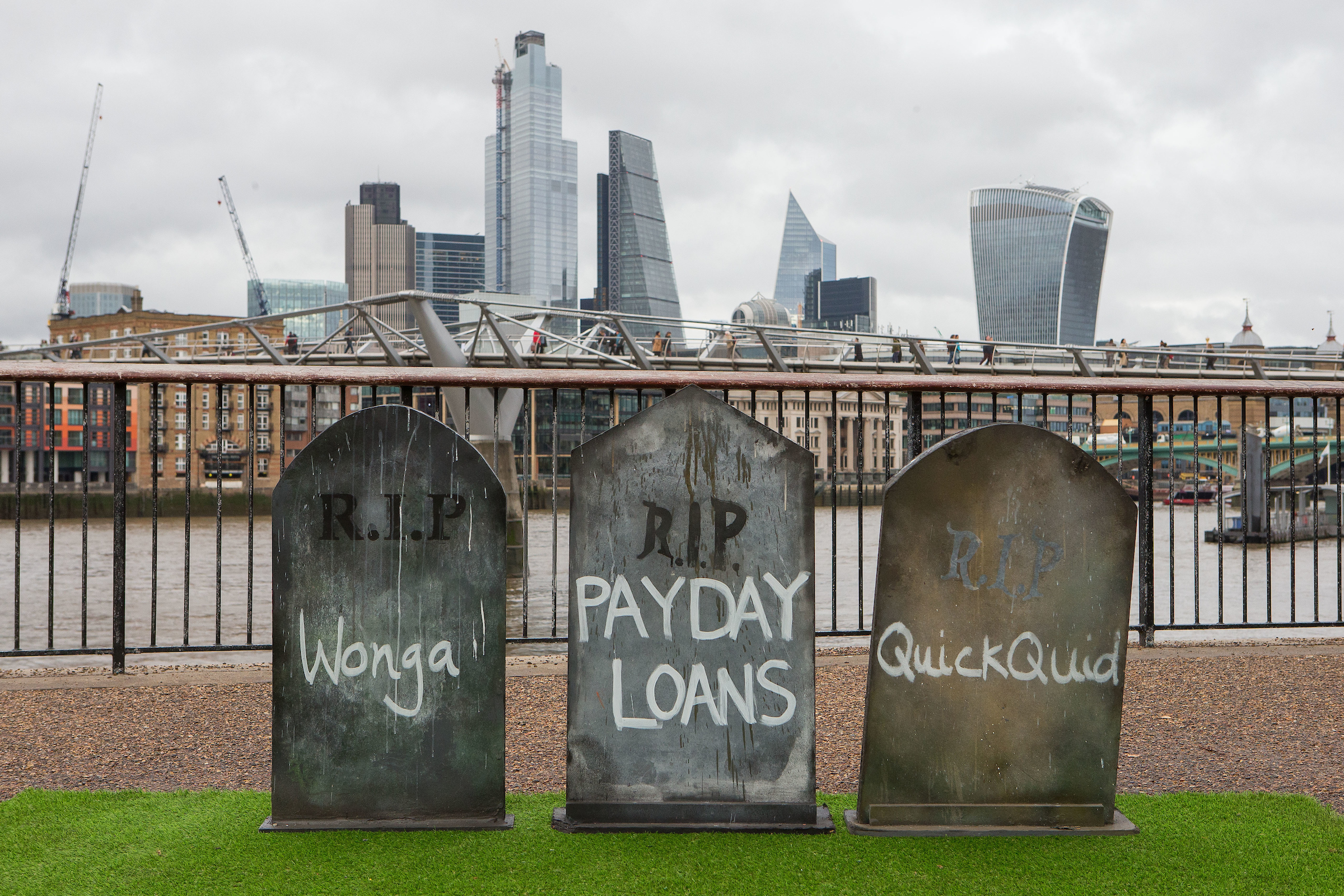 RIP Payday loans image