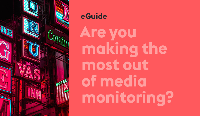 Is your media monitoring tool elevating your work from the tactical to the strategic? Are you able to align Communications with overall business objectives?