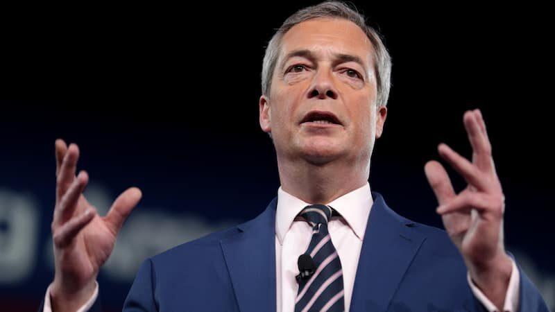Nigel Farage - EU Election Coverage