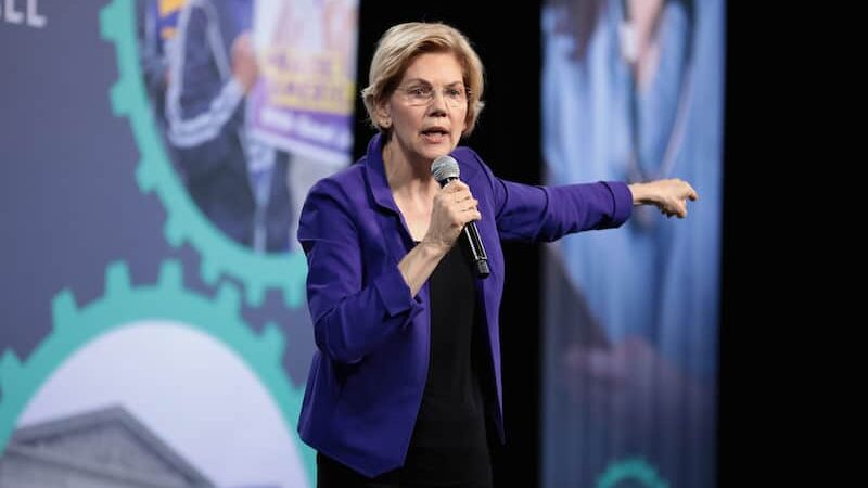 Hero image of Democratic candidate Elizabeth Warren