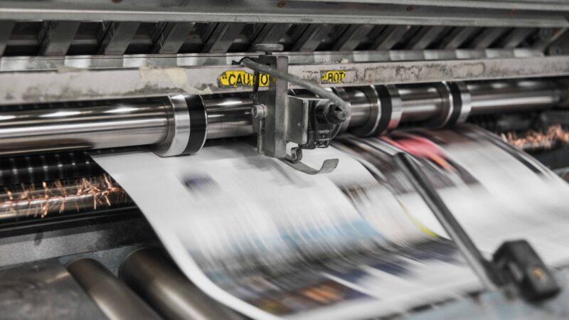 news printer