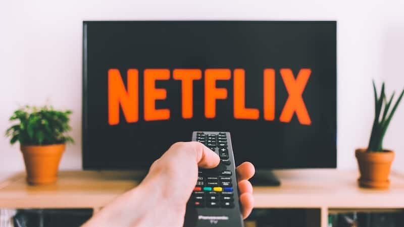Hero image of Netflix on a TV