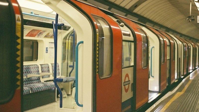 Hero image of an underground train