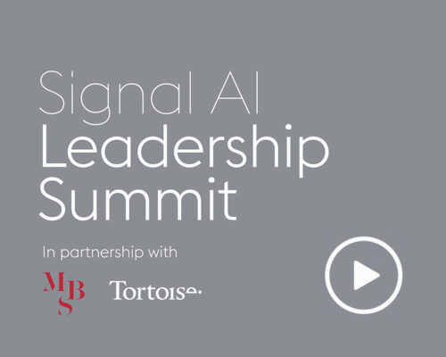 Signal AI Leadership Summit 2020